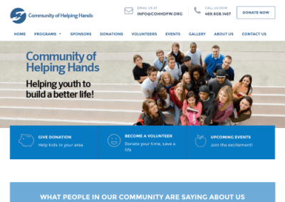 Community of Helping Hands